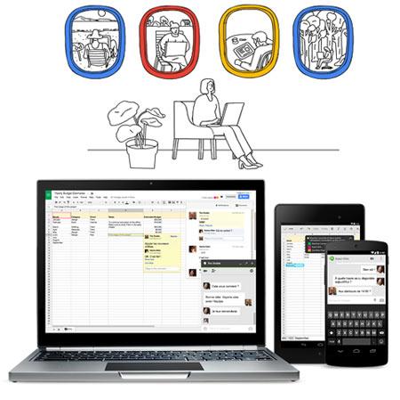 Google Apps devient « G Suite »