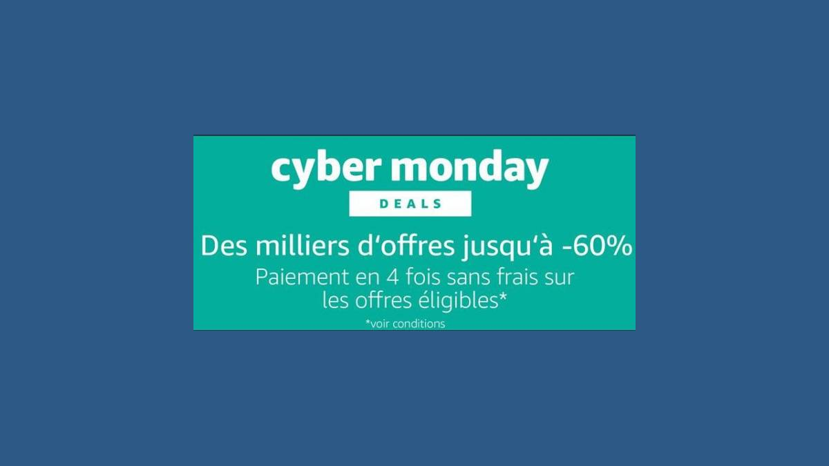 Amazon Cyber Monday Deals 2017